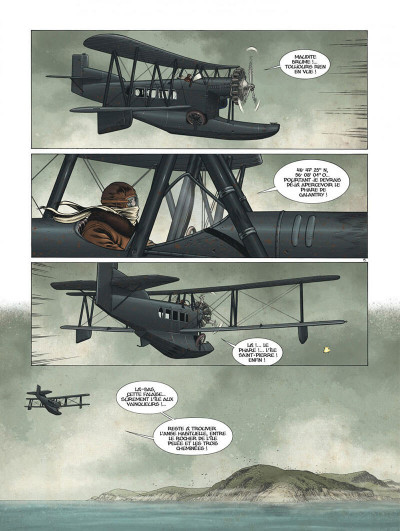 Page 7 Black squaw tome 1