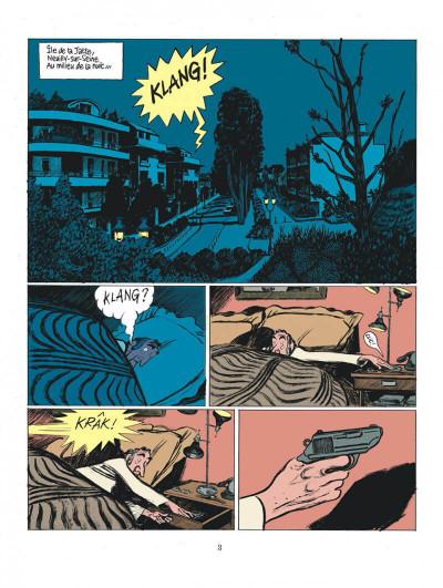 Page 3 Tif et Tondu - Mais où est Kiki ?