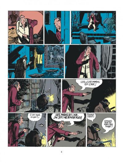 Page 4 Tif et Tondu - Mais où est Kiki ?