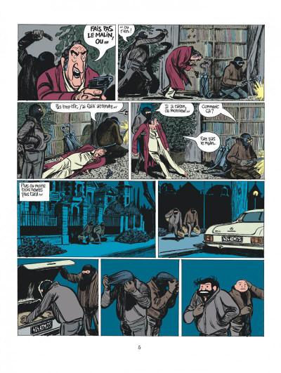 Page 5 Tif et Tondu - Mais où est Kiki ?
