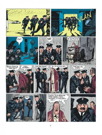 Page 7 Tif et Tondu - Mais où est Kiki ?