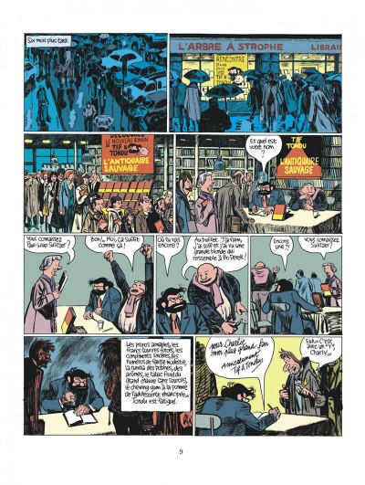Page 9 Tif et Tondu - Mais où est Kiki ?