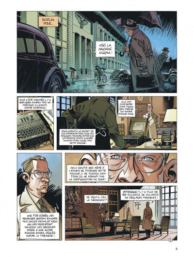 Page 3 Champignac tome 1