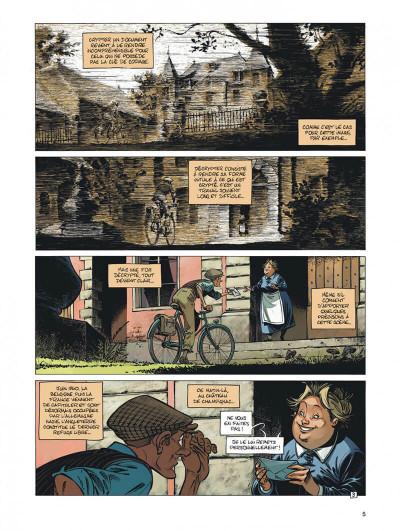 Page 5 Champignac tome 1