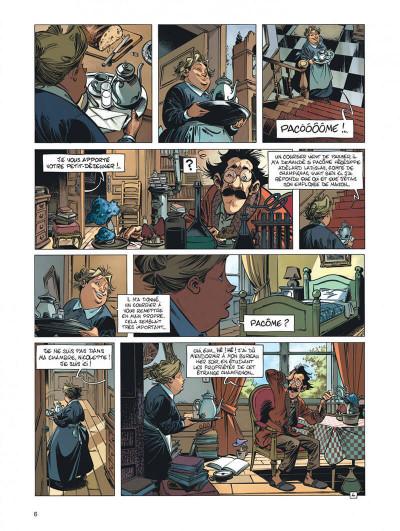 Page 6 Champignac tome 1