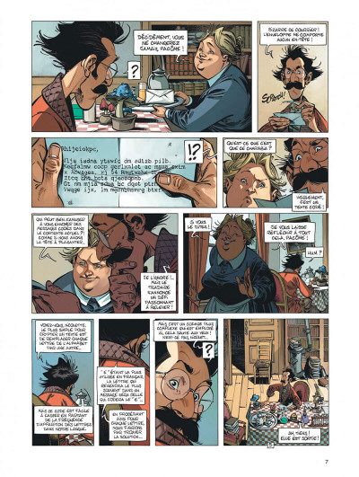 Page 7 Champignac tome 1