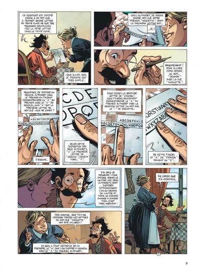 Page 9 Champignac tome 1