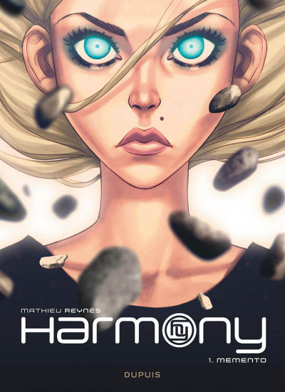 Couverture Harmony  tome 1