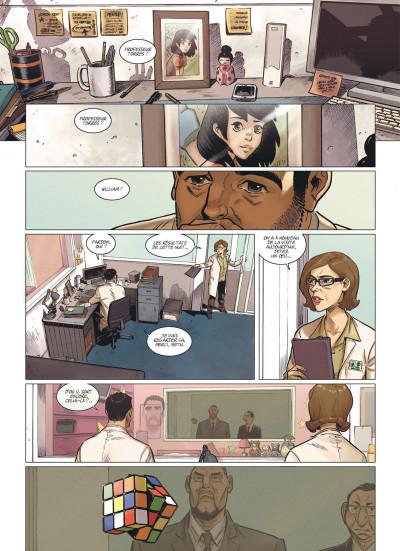 Page 3 Harmony tome 2 - indigo