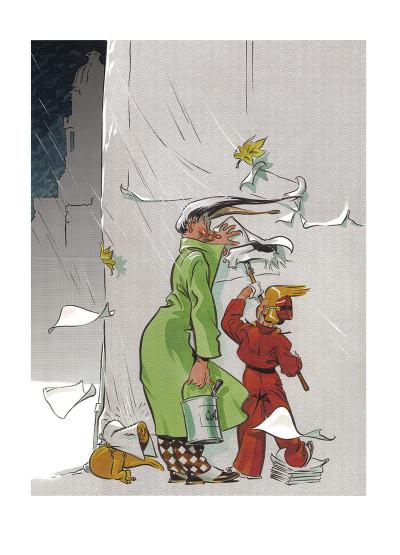 Page 4 Le petit théâtre de Spirou