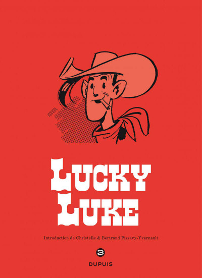 Page 3 Lucky Luke - intégrale tome 3