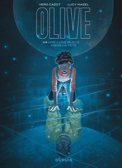 Couverture Olive tome 1 + ex-libris offert