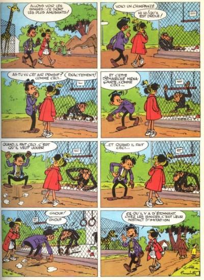 Page 1 Modeste et Pompon R1