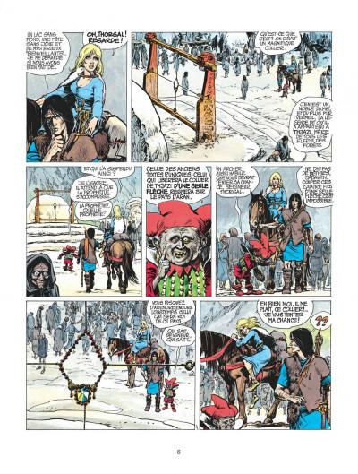 Page 6 thorgal tome 3 - les trois vieillards du pays d'aran