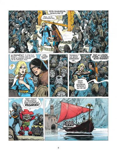 Page 8 thorgal tome 3 - les trois vieillards du pays d'aran
