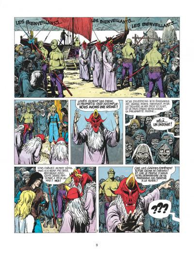 Page 9 thorgal tome 3 - les trois vieillards du pays d'aran