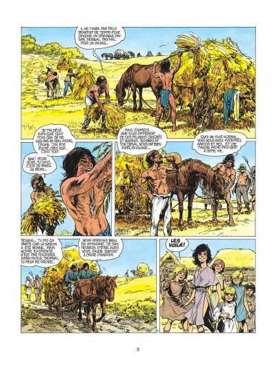 Page 3 thorgal tome 4 - la galère noire