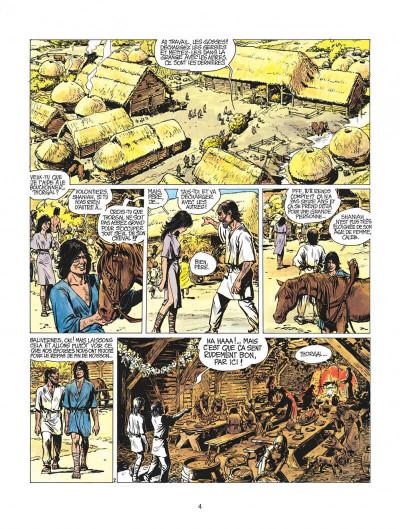 Page 4 thorgal tome 4 - la galère noire