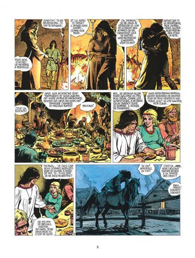 Page 5 thorgal tome 4 - la galère noire