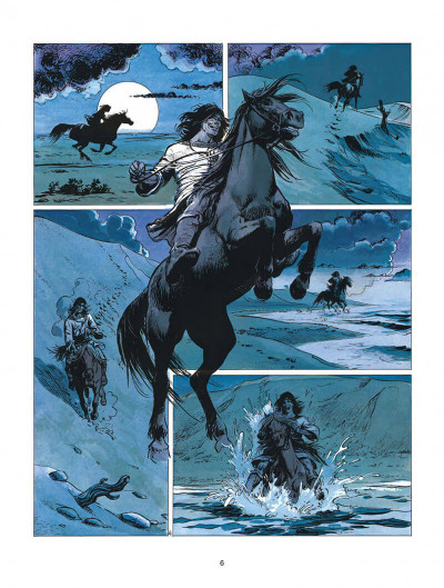 Page 6 thorgal tome 4 - la galère noire