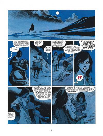 Page 7 thorgal tome 4 - la galère noire