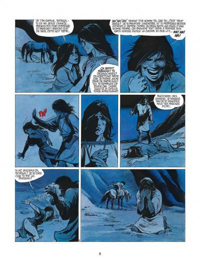 Page 8 thorgal tome 4 - la galère noire