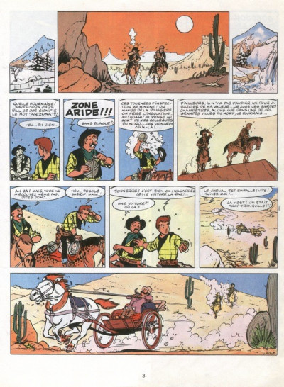 Page 1 Chick Bill tome 18 -