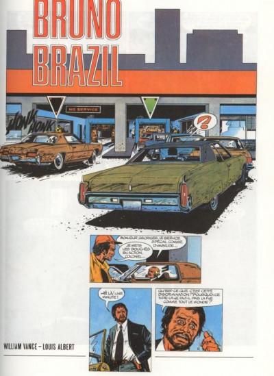 Page 1 bruno brazil tome 8 - orage aux aleoutiennes