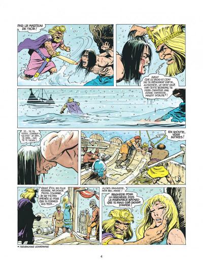 Page 4 thorgal tome 1 - la magicienne trahie