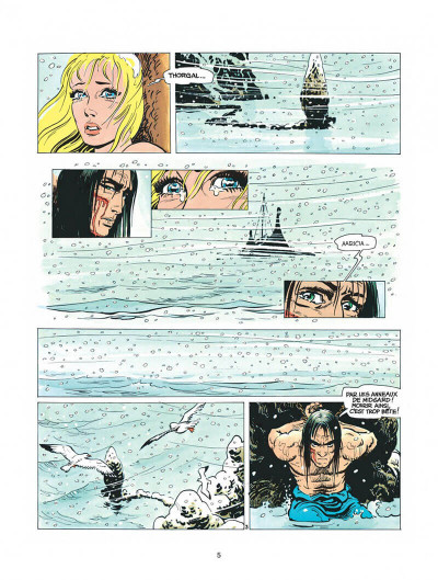 Page 5 thorgal tome 1 - la magicienne trahie