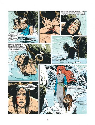 Page 6 thorgal tome 1 - la magicienne trahie