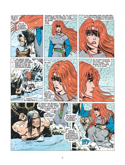 Page 7 thorgal tome 1 - la magicienne trahie