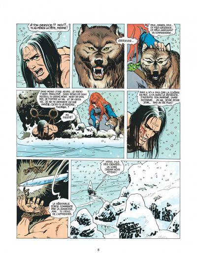 Page 8 thorgal tome 1 - la magicienne trahie