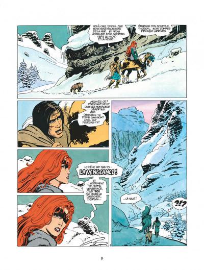 Page 9 thorgal tome 1 - la magicienne trahie