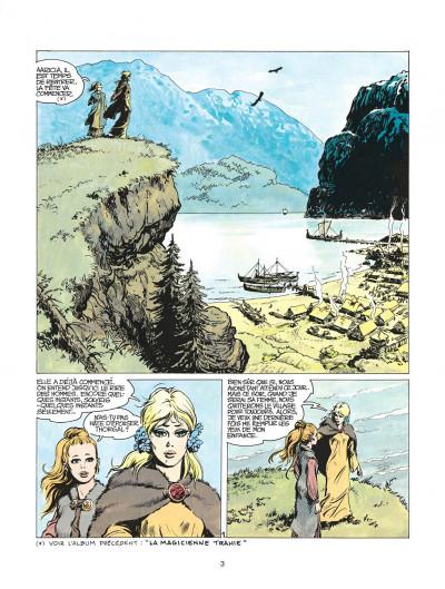 Page 3 thorgal tome 2 - l'ile des mers gelees