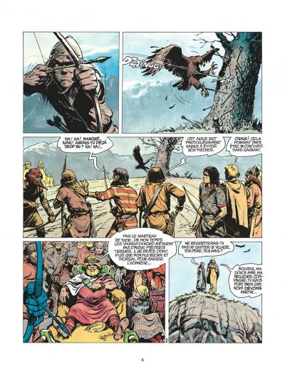 Page 4 thorgal tome 2 - l'ile des mers gelees