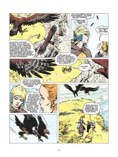 Page 5 thorgal tome 2 - l'ile des mers gelees