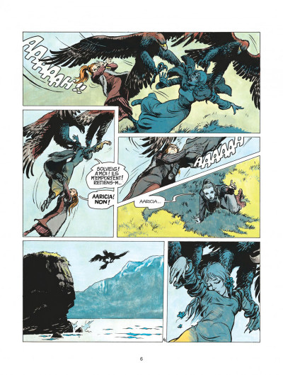 Page 6 thorgal tome 2 - l'ile des mers gelees