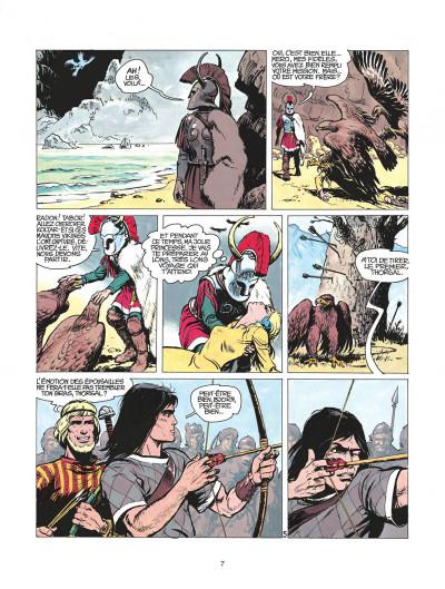 Page 7 thorgal tome 2 - l'ile des mers gelees