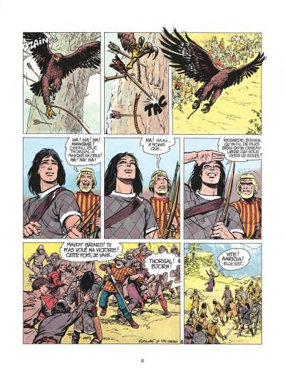 Page 8 thorgal tome 2 - l'ile des mers gelees