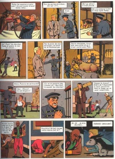 Page 1 Pom et Teddy tome 1