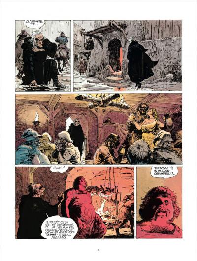 Page 4 thorgal tome 5 - au-dela des ombres