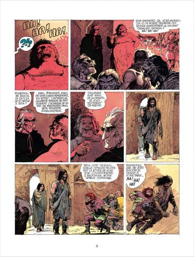 Page 5 thorgal tome 5 - au-dela des ombres
