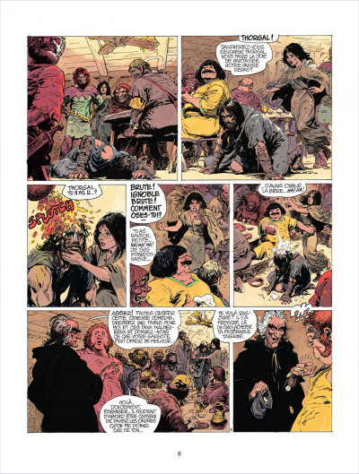 Page 6 thorgal tome 5 - au-dela des ombres