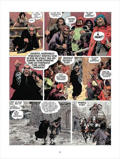 Page 9 thorgal tome 5 - au-dela des ombres