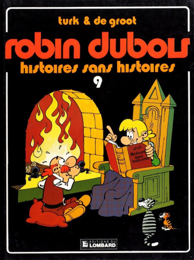 Couverture Robin Dubois tome 9
