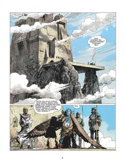 Page 3 thorgal tome 6 - la chute de brek zarith