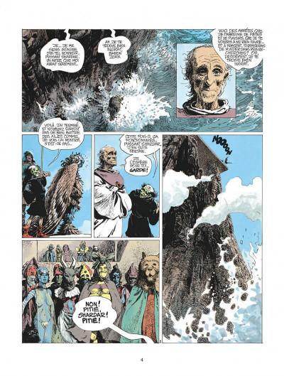 Page 4 thorgal tome 6 - la chute de brek zarith