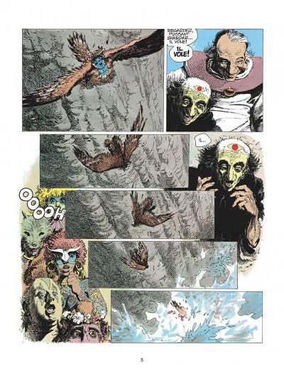 Page 5 thorgal tome 6 - la chute de brek zarith