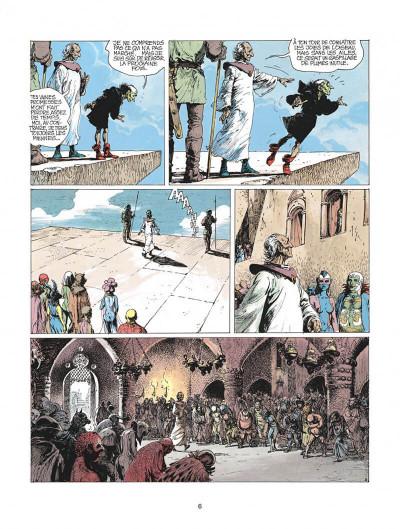 Page 6 thorgal tome 6 - la chute de brek zarith